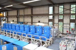 4 MW Hydraulic system for use in Offshore applications
