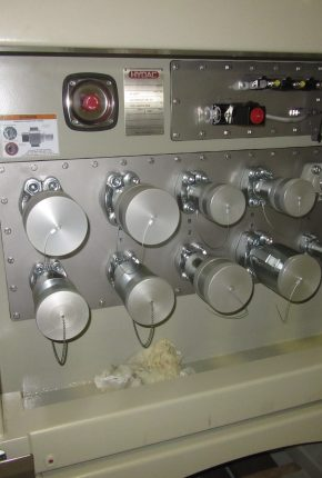 Connection panel Active Heave System