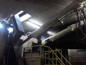 Hydraulic cylinders for Dollegoor bridge