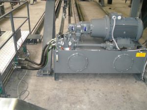 Hydraulic power unit for Industry applications