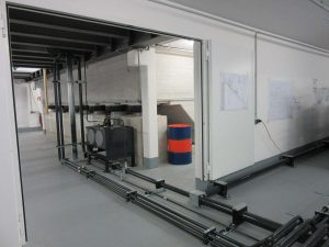 Piping hydraulics Multipurpose test rig