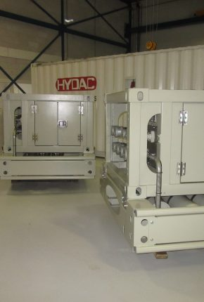 Tailor made hydraulic system for dredging applications