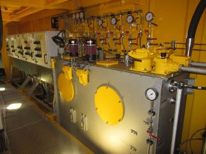 Tank diesel driven HPU ATEX Zone2