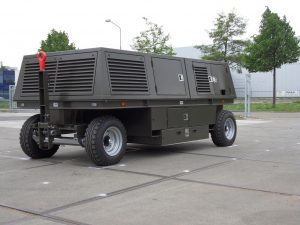 GSE Hydraulics for military applications
