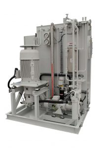 Hydraulic Power Unit for Active Visor System
