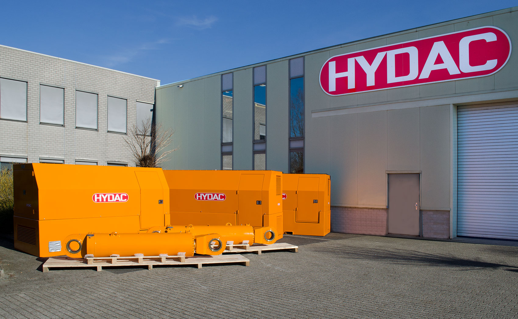 HYDAC Power Pack